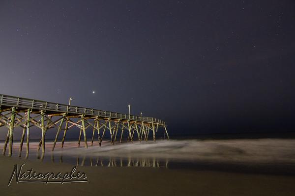 Surfside Beach Pier Sunrise