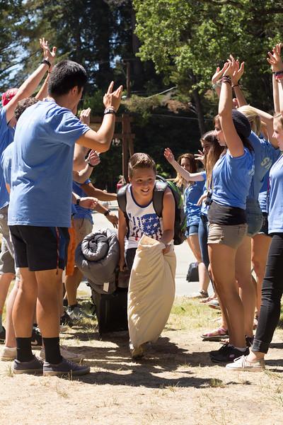 2015 Redwood Camp Week 2 - June 21–27