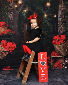 Zoey Valentine's Day 2021
