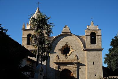 Mission San Carlos Borromeo de Carmel