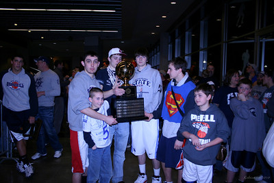 2010 PeEll State Champ - Post Game