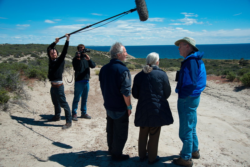 "Shooting of ""Jane & Payne"" in Patagonia Argentina"