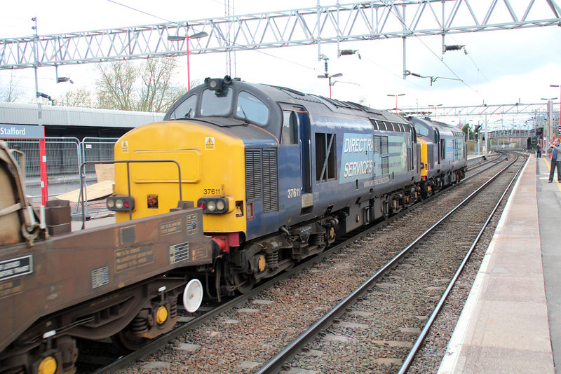37612_37611 1715/6M67 Bridgewater-Crewe.