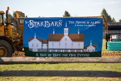 Star Barn Groundbreaking