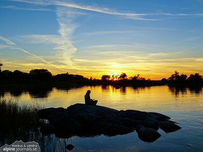 Kapellskär - Norrpada Kayaking, Stockholm Archipelago 2014