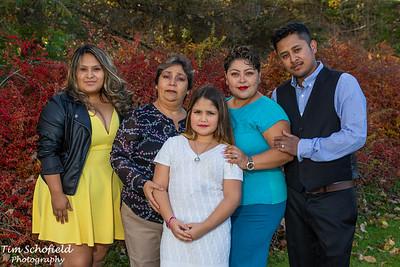 Herrera Olivo Family 11/18
