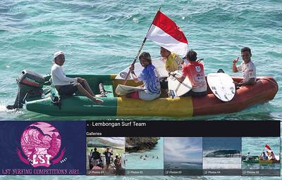 Lembongan Surf Team