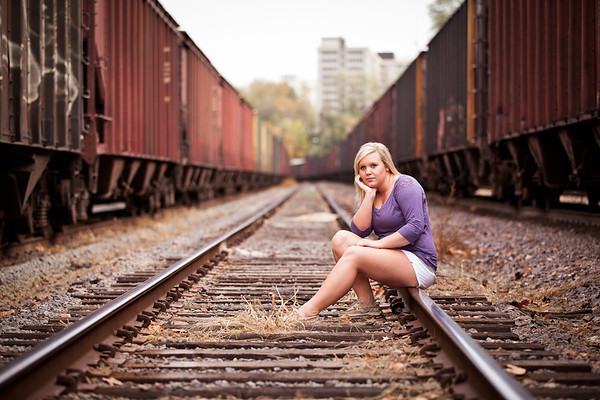 Stephanie B - Fulton High Senior - Jefferson City, MO Senior Photographer