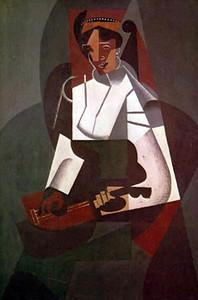 Juan Gris after Corot