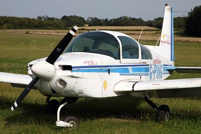 Gulfstream AA-5A Cheetah