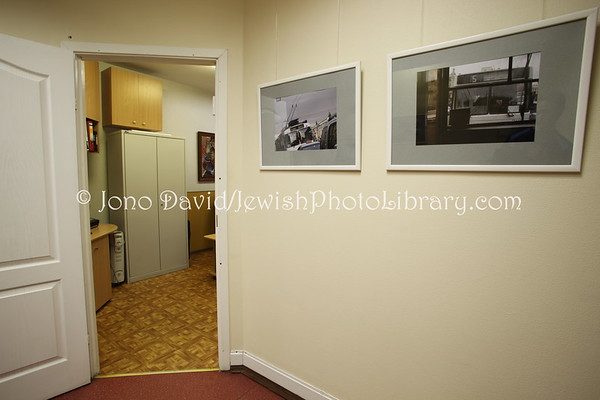 RUSSIA, St. Petersburg. Jewish Community Center of St. Petersburg, Rubinshteyna Ulitsa 3. (8.2011)