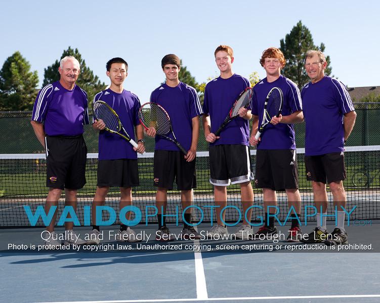2013 FCHS Boys Tennis