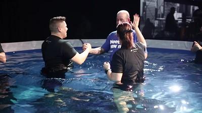 Life Church Jenks Baptism Video (Sunday)
