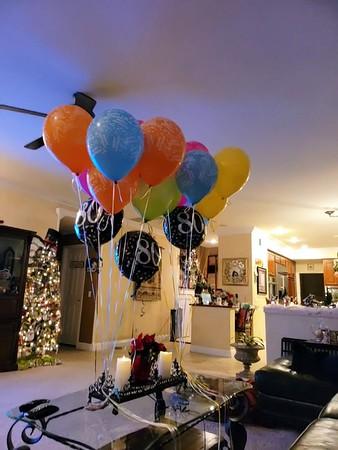 2020/12 - Barbara's Birthday