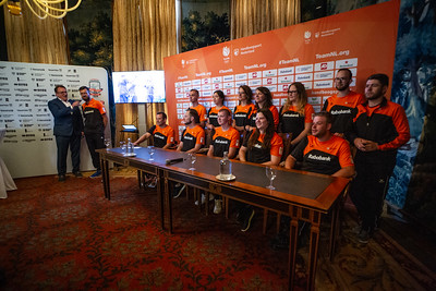 Archery2019 - Team NL presentation