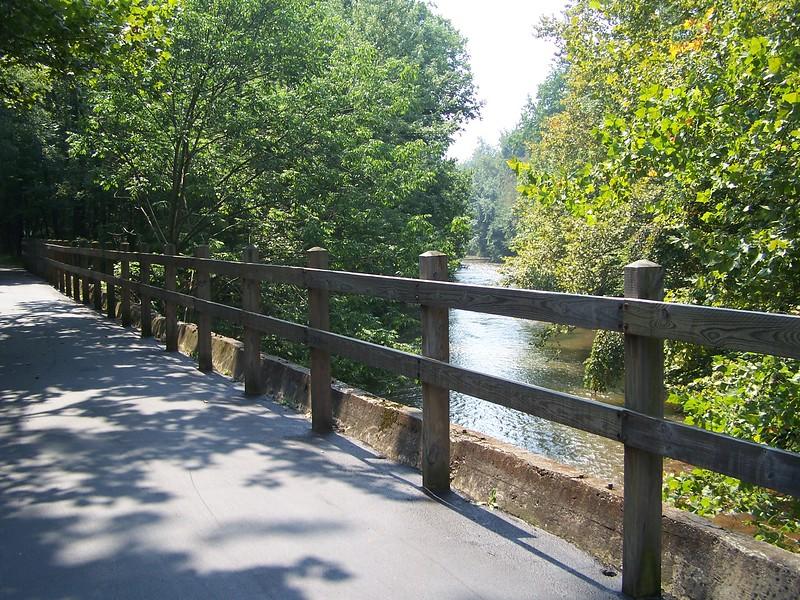 Two Lick Creek Bridge