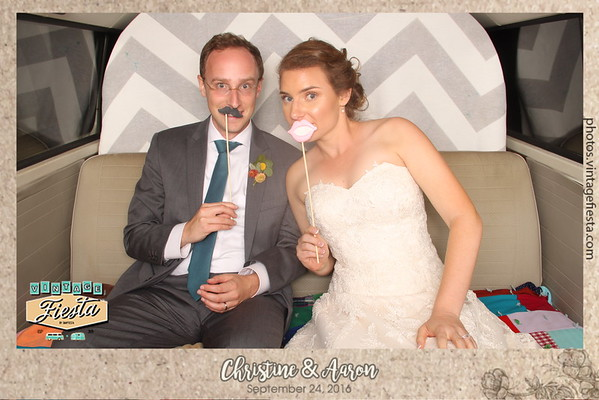 Christine & Aaron 9.24.16