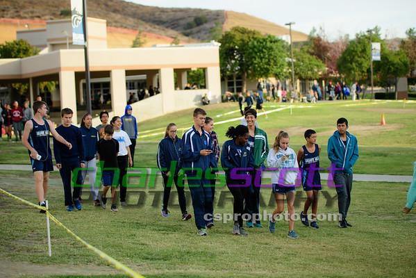 11-12-16 XC League Finals-Varsity Girls