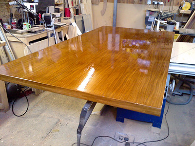 Vita PLC Table restoration