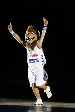 Leroy - GB Mascot