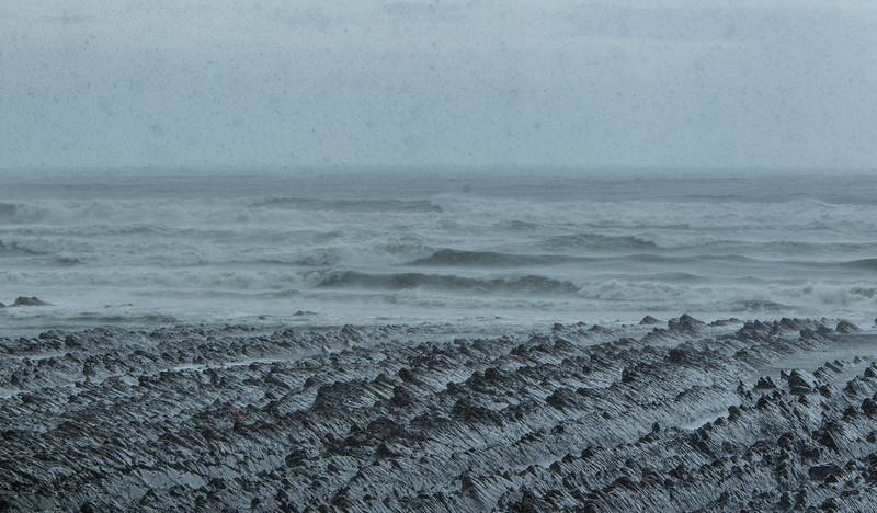 Rain at Welcombe