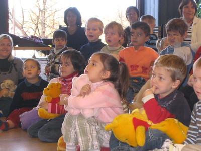 October in the Kindergarten
