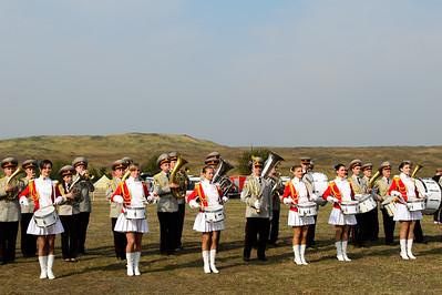 13 - Closing ceremony (base camp, 24 Sept)