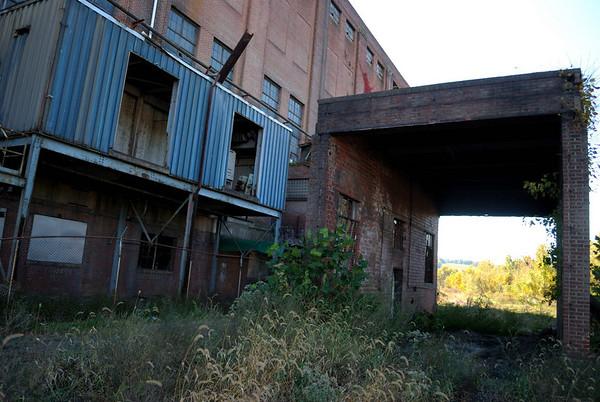 Dead Bemburg Factory