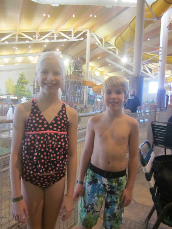 Great Wolf Lodge 2012