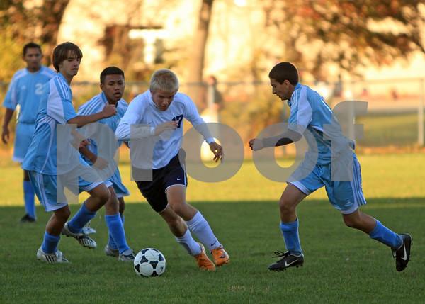 Roxbury vs Parsippany Hills Boys Varsity Soccer