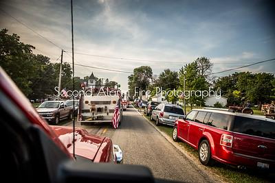 Emington 3rd of July Parade