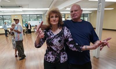 Senior Programs: Tea Dancers