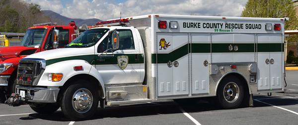 Burke County Rescue Squad