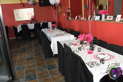 OCTOBER 12TH, 2013: DEE'S BRIDAL SHOWER