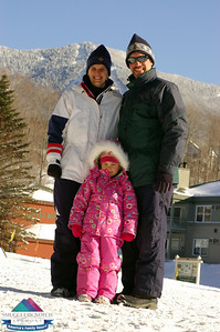 Dowd Family-Mar.3rd-Smugglers' Notch