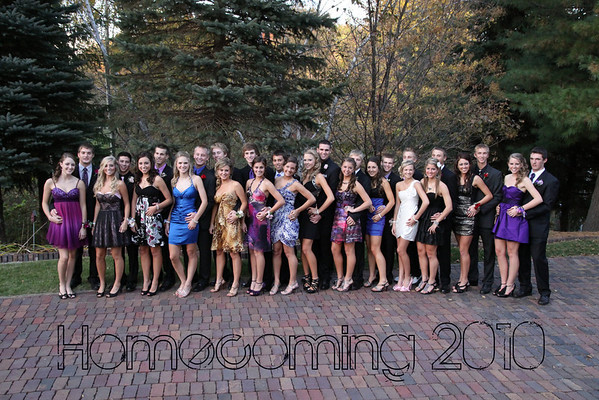 2010 Eagan Homecoming