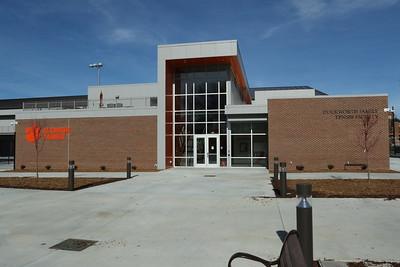 Clemson Tennis Facility