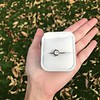 .90ct Late Victorian Antique Cushion Cut Collet Component 10