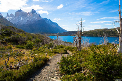 South America - Part 3 - Chilean side of Patagonia