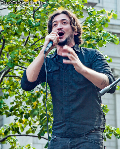 Lee Camp performs at the Occupy Wall Street Anniversary Concert - September 16, 2012
