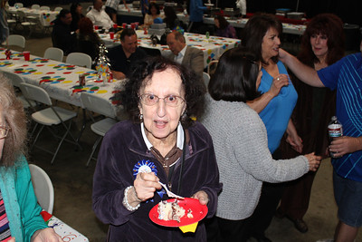 Aunt Gert 90th! 2012