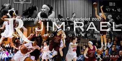 Varsity Basketball vs. Carondelet