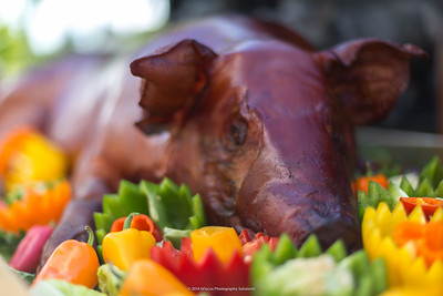 Pig Roast - End of Summer at the Chamberlin's