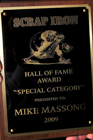 2010 Scrap Iron Banquet - Awards and Hall Of Fame