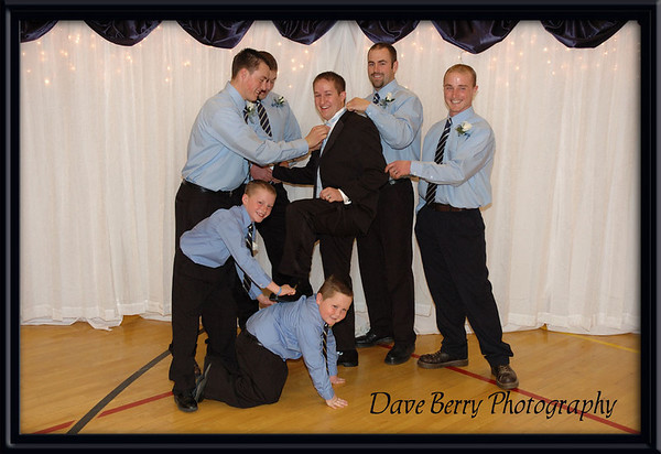 Wedding Reception Examples