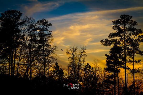 Atlanta Skies