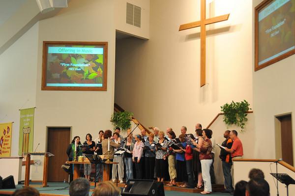 September 27, 2009 - Worship - Both Services