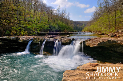 King's River Falls-The Ozarks in My Backyard