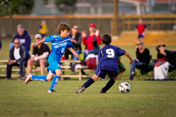 Ascension Soccer League Play Sept. 2011
