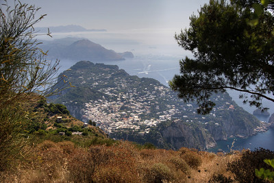 Capri and Sorrento